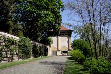 Orangerie - The Royal Castle Gardens Prague