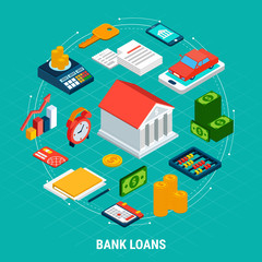 Bank Loans Round Composition