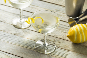 Homemade Alcoholic Vesper Martini