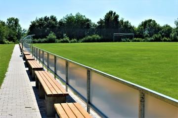 Fußballplatz - Vereinsheim - 86653 Flotzheim