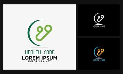 abstract health care logo