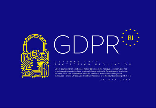 GDPR Graphic Layout