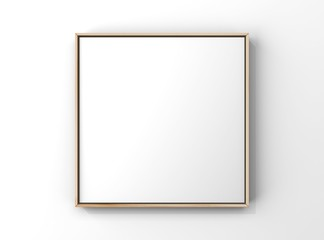 Blank board, photo frame, wall photo frame Suitable for your work.