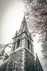 Old, Scottish church, Scotland, UK