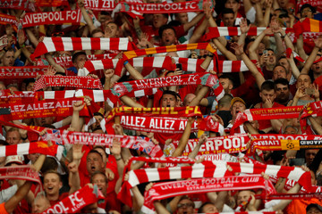 Champions League Final - Real Madrid v Liverpool