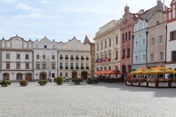 Old Pardubice town center