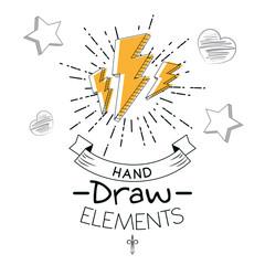 Hand draw cartoons