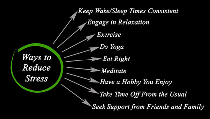 Easy Ways to Reduce Stress