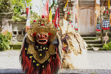 バリの伝統芸能