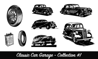Classic Car Collection #1