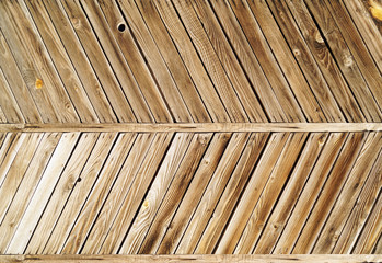 Barn Wooden Wall Planking Texture.