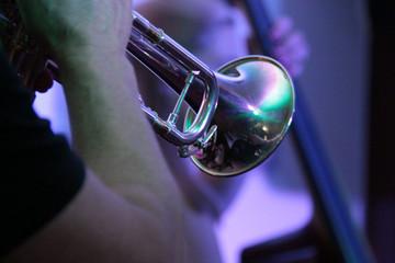 Trompete im Konzert