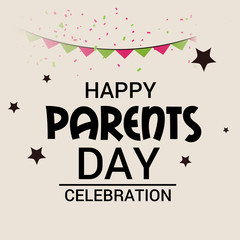 Happy Parents Day.