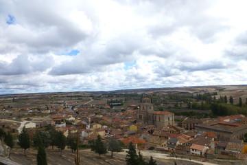 Peñaranda de Duero es un municipio situado en el sur de la provincia de Burgos (Castilla y Leon, España) cerca de Aranda de Duero