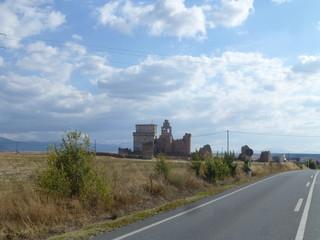 Turégano,pueblo de España perteneciente a la provincia de Segovia, en la comunidad autónoma de Castilla y León