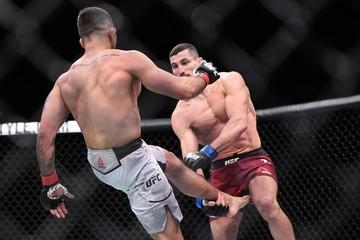 MMA: UFC Fight Night-Liverpool: Silvia vs Taleb