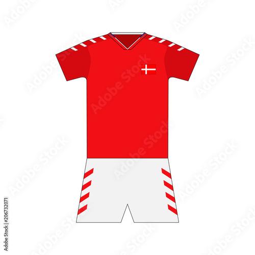 a62bb56741c Football kit. Costa Rica 2018