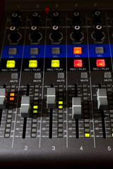Recording Mixer Board - Headon 02