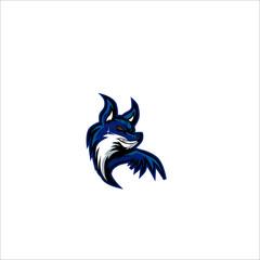 terror wolf logo