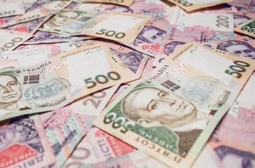 Ukrainian Money backgrounds