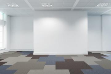 Freie Bürofläche