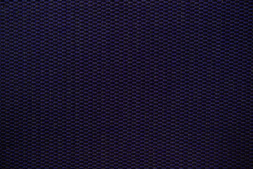 Texture of dark blue fabric, background