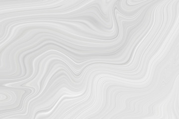 The marble is white with waves and divorces. Gradient gray with a texture of strips.