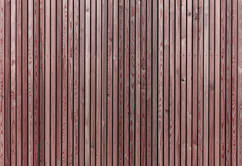 red wooden planks background
