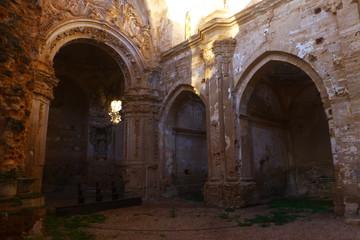 El monasterio de Piedra, antiguo monasterio cisterciense  en el municipio de Zaragoza de Nuévalos en la Comarca de Calatayud, en Aragón (España).