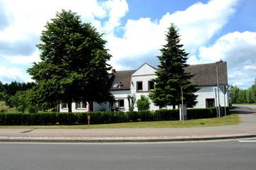 Eggesin, ehemalige Gaststätte zur Linde