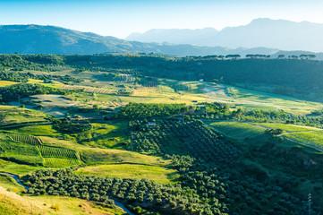 Hoya del Tajo, Ronda, Andalusia, Spain