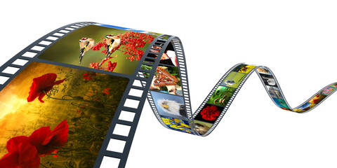 3d film illustration