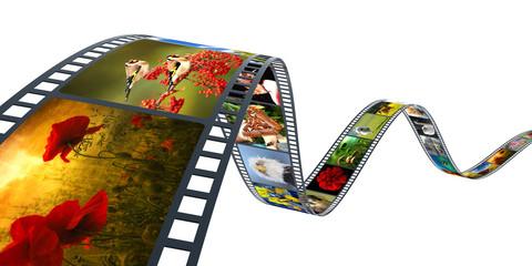 3d film illustration