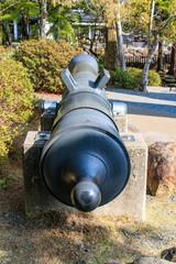 鉄製24ポンドカノン砲