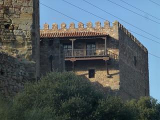 Sigüenza, ciudad de la provincia de Guadalajara, en la comunidad autónoma de Castilla La Mancha, España