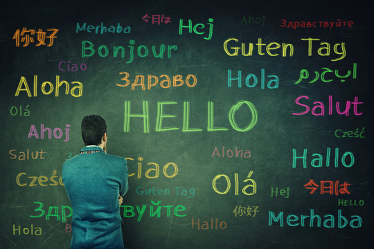 learning different languages