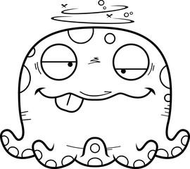 Drunk Little Octopus
