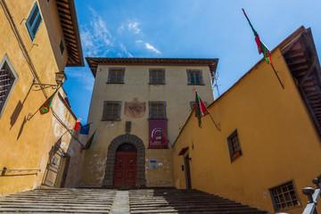 Fucecchio FI, Palazzo Corsini