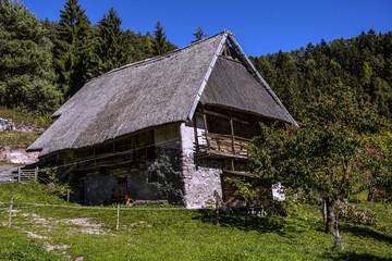 barn in verano south tirol