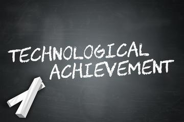 Blackboard Technological Achievement