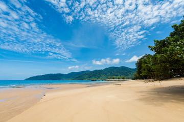 Landscape on Tioman island Malaysia