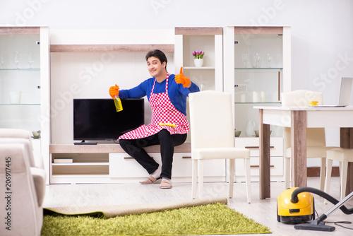 Houseboy chores