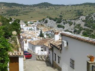 Villaluenga del Rosario, pueblo español de la provincia de Cádiz, Andalucía (España)