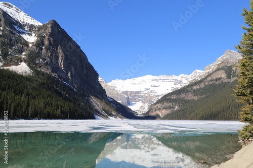 Lac Louise Canada Stock Photo And Royalty Free Images On Fotolia