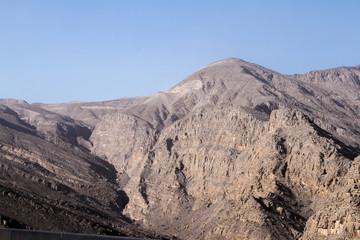 Jebel Jais mountain Ras Al Khaima, UAE