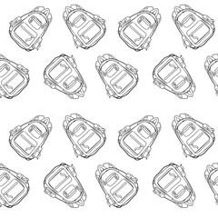 Rukzak pattern
