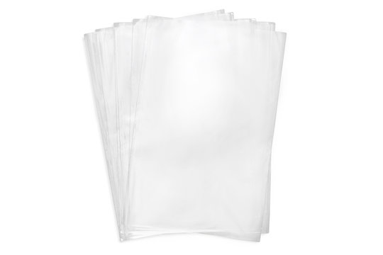 Few cellophane bags for candy