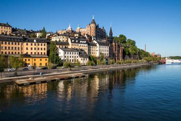 Raamstickers Stockholm Sodermalm