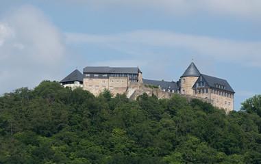 Foto auf Gartenposter Schloss schloss waldeck