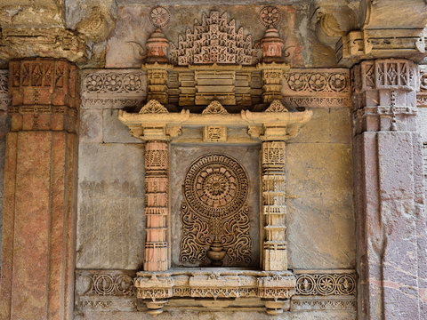 India, Adalaj Stepwell is a Hindu water building in the village of Adalaj, close to Ahmedabad town in the Indian state of Gujarat.